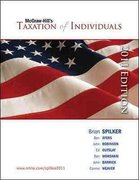 Loose-leaf Taxation of Individuals 2011 Edition 2nd edition 9780077420673 0077420675
