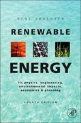 Renewable Energy 4th Edition 9780123750259 0123750253