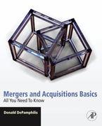 Mergers and Acquisitions Basics 0 9780123749482 0123749484