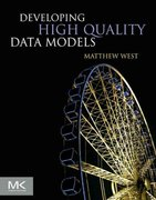 Developing High Quality Data Models 0 9780123751065 0123751063