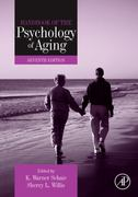 Handbook of the Psychology of Aging 7th Edition 9780123808820 0123808820