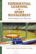 Experiential Learning in Sport Management 1st Edition 9781935412151 1935412159