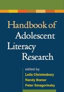 Handbook of Adolescent Literacy Research 0 9781606239933 1606239937