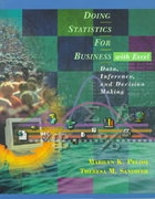 Doing Statistics for Business with Excel 1st edition 9780471122081 0471122084