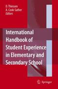 International Handbook of Student Experience in Elementary and Secondary School 1st edition 9781402033667 1402033664