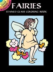 Fairies Stained Glass Coloring Book 0 9780486402475 0486402479