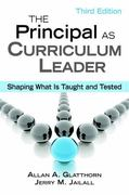 The Principal as Curriculum Leader 3rd Edition 9781412960359 1412960355