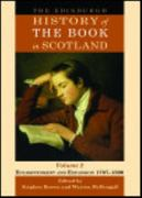 The Edinburgh History of the Book in Scotland, Volume 2: Enlightenment and Expansion 1707-1800 0 9780748619122 0748619127