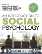 An Introduction to Social Psychology 5th Edition 9781444335446 1444335448