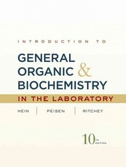 Introduction to General, Organic, and Biochemistry Laboratory Manual 10th edition 9780470598818 0470598816