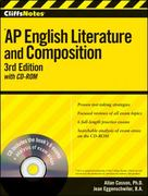 CliffsNotes AP English Literature and Composition 3rd edition 9780470607589 0470607580