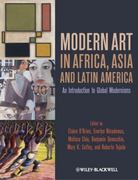 Modern Art in Africa, Asia and Latin America 1st edition 9781444332292 1444332295