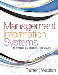 Management Information Systems, Moving Business Forward 1st Edition 9780470889190 0470889195