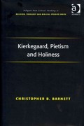 Kierkegaard, Pietism and Holiness 1st Edition 9781317109181 131710918X