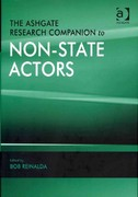 The Ashgate Research Companion to Non-State Actors 1st Edition 9781317042259 1317042255