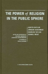 The Power of Religion in the Public Sphere 0 9780231156455 0231156456