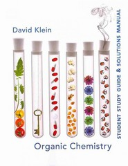 Organic Chemistry, Student Study Guide and Solutions Manual 1st Edition 9780471757399 047175739X