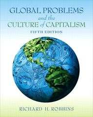 Global Problems and the Culture of Capitalism 5th edition 9780205801053 0205801056