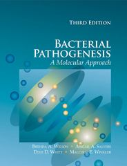 Bacterial Pathogenesis 3rd Edition 9781555814182 1555814182