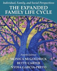 The Expanded Family Life Cycle 4th Edition 9780205747962 0205747965
