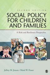 Social Policy for Children and Families 2nd Edition 9781412981392 1412981395