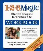 The 1-2-3 Magic Workbook 0 9781889140445 1889140449