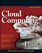 Cloud Computing Bible 1st Edition 9780470903568 0470903562