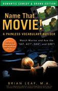 Name That Movie! A Painless Vocabulary Builder 1st edition 9780470903261 0470903260