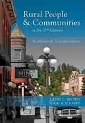 Rural People and Communities in the 21st Century 1st Edition 9780745641287 0745641288