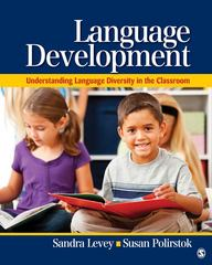 Language Development 1st Edition 9781412974073 1412974070