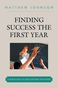 Finding Success the First Year 0 9781607097327 160709732X