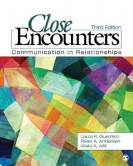 Close Encounters 3rd edition 9781412977371 1412977371