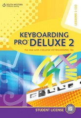 Keyboarding Pro Deluxe 2 Student License (with Individual License User Guide and CD-ROM) , 2nd Edition 2nd edition 9780840053350 0840053355
