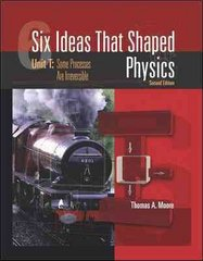 LSC Six Ideas that Shaped Physics: Unit T (Thermal Physics) 2nd edition 9780077395681 0077395689