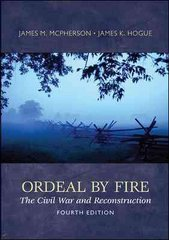 Ordeal By Fire 4th Edition 9780077430351 0077430352