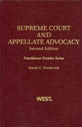 Supreme Court and Appalate Advocacy 2nd Edition 9780314194411 031419441X