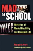 Mad at School 1st Edition 9780472051380 0472051385