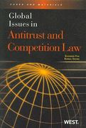 Global Issues in Antitrust and Competition Law 0 9780314183620 0314183620