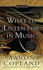 What to Listen for in Music 1st Edition 9780451531766 0451531760