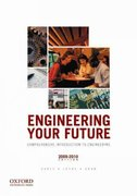 Engineering Your Future 6th edition 9780199767854 0199767858