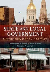 State and Local Government 1st Edition 9780199752003 0199752001