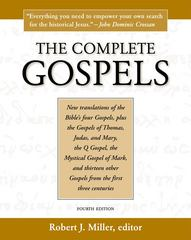 The Complete Gospels 4th Edition 9781598150186 1598150189