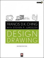 Design Drawing 2nd Edition 9780470533697 0470533692