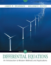 Differential Equations 2nd Edition 9780470458242 0470458240