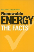 Renewable Energy – The Facts 0 9781849711609 1849711607