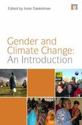 Gender and Climate Change: An Introduction 1st Edition 9781136540271 113654027X