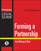 Forming a Partnership : And Making It Work 1st edition 9781599180717 1599180715