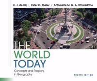 The World Today 4th edition 9780470237137 0470237139