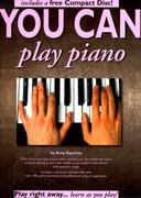 You Can Play Piano! 0 9780825615160 082561516X