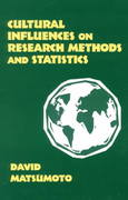 Cultural Influences on Research Methods and Statistics 1st Edition 9781577661122 1577661125